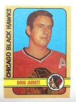 1972-73 Doug Jarrett Chicago Black Hawks 97 OPC O-Pee-Chee Hockey Card P085
