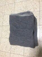 Idf 1984 MILITARY Blanket Israeli Army . Rare - w/ Israel Zahal Label. UNIQUE