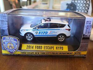 Greenlight 1/43 NYPD 2014 Ford Escape
