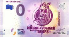 86 JAUNAY-CLAN Futuroscope 4, Lapins crétins, 2019, Billet 0 € Souvenir