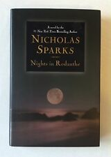 Nights in Rodanthe SIGNED by Nicholas Sparks (2002, Hardcover) 1st Ed. 1st Print
