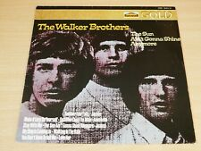 EX !! The Walker Brothers/The Sun Ain't Gonna Shine Anymore/1984 Karussell LP