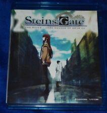 Steins / Gate - The Movie - Load Region Of Deja Vu (Blu-ray 1 DISC ANIME LOT