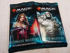 Available NOW ULTIMATE MASTERS BOOSTER Pack X1  NEW UNOPENED