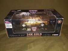 Nascar 50th Anniversary 24k gold plated diecast 1:24 scale #41 Ricky Craven