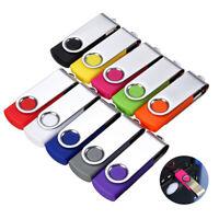 1pcs Lot 64MB 64M Swivel USB Flash Drive Memory Stick Key Storage U Disk