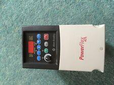 0.75kW 1HP 3 PHASE Inverter Drive, Allen Bradley 380 - 480 V  22B-D2P3N104