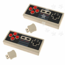 2x Wireless Game Handle Controller for Nintendo Mini Nes Classic Edition UK