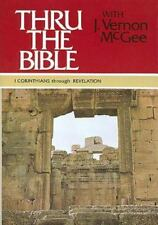 Thru the Bible, Vol. 5: 1 Corinthians-Revelation by McGee, J. Vernon