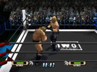Wcw Vs. Nwo World Tour - Nintendo N64 Game
