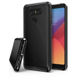 Ringke Fusion Schutzhülle Case Cover für LG G6 stoßfeste Handyhülle schwarz