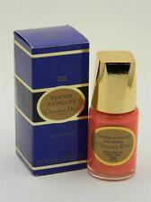 Dior Vernis A Ongles Nail Enamel Polish 235 Coral Pink
