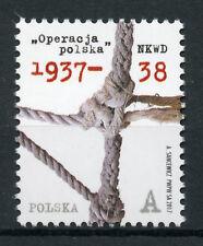 Poland 2017 MNH Polish Operation Soviet NKVD Security Service 1v Set Stamps