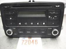 05 06 07 08 09 VW JETTA AUDIO EQUIPMENT RECEIVER AM-FM-CD ID 1K0035161A 39733