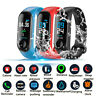 Blood Pressure Heart Rate Monitor Smart Watch Bracelet Wristband for Android iOS