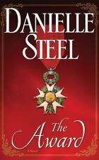 THE AWARD unabridged audio book on CD by DANIELLE STEEL - Brand New - 9.5 Hours