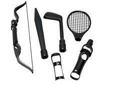 6 in 1 Sports Accessory Pack for Sony PlayStation Move bundle kit