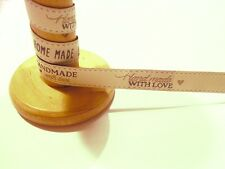 Webband Handmade Handmadelabel Label Homemade 14 mm