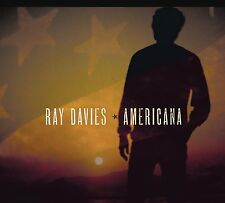 RAY DAVIES AMERICANA CD (New Release April 21st 2017)
