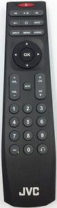 New Original JVC Remote RMT-JR04 for JVC EM40RF5, EM43RF5, EM50RF5, EM55RF5