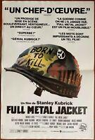 Plakat Full Metall Jacket STANLEY Kubrick Krieg Vietnam Matthew Modine 40x60cm