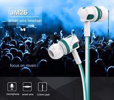 3.5mm jiak Bass Stereo In-Ear Earphones Headphones Headset Handsfree & Mic