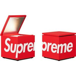 Supreme®/Cini&Nils Cuboluce Table Lamp TRUSTED SELLER FREE STICKERS..