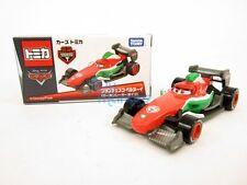 Takara Tomy Tomica Disney CAR C-17 Carbon Racers Type Francesco Diecast Toys