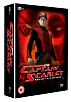 Gerry Anderson's New Captain Scarlet: Complete Series 1 and 2 DVD (2006) Gerry