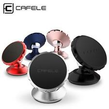 CAFELE 360° Rotating Universal Magnetic Dashboard Car Phone Holder Mount Cradle
