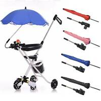 UV Sun Shade Visor Universal Sun Shade Canopy For Stroller Pram Umbrella