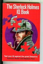 The Sherlock Holmes Iq Book by Butler & Pirie, C&G puzzles Iq test trade pb