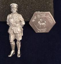 New Hope Design Toy Soldier UK General Harold Alexander 1942 Metal Figure 54mm