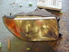 Mitsubishi Shogun Pinin 2003 Headlight Drivers Side Right