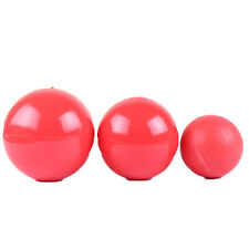 3x Safe Red Ball Indestructible Solid Dog Toy Various Size Pet Toys Nice Puppy
