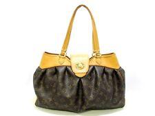 Authentic LOUIS VUITTON Monogram Boetie MM M45714 Handbag MI3059