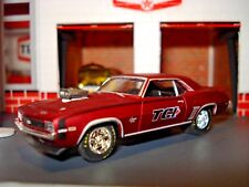 1969 69 CHEVROLET CAMARO RS/SS LIMITED EDITION 1/64 RED M2
