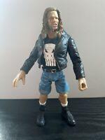 WWE Jakks Titan Tron Raven Figure Wrestling Toy ECW WWF