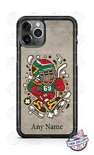 Ice Hockey Kid Customize Phone Case For iPhone 11Pro Samsung LG Google 4XL