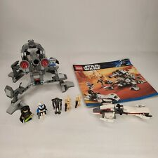 LEGO 7869 Star Wars Battle for Geonosis COMPLETE with Instructions