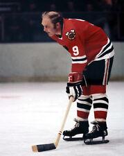 Chicago Blackhawks BOBBY HULL Glossy 8x10 Photo NHL Hockey Print Poster