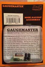 Gaugemaster DCC80.  Autofrog For Model Railways.