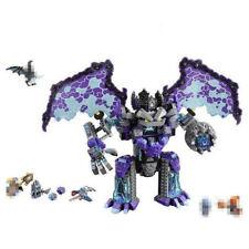 Nexus Knight Stone Colossus of Ultimate Destruction Building Blocks Bricks Toys