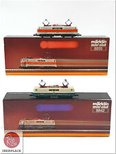 Z 1:220 escala Märklin mini-club trenes locomotora locomotive Set 8855 + 8842 <