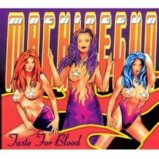 MACHINEGUN - Taste For Blood  DIGI CD