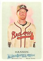 2010 TOPPS ALLEN & GINTER BASEBALL CARD - PICK / CHOOSE YOUR CARDS