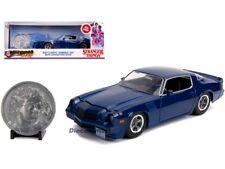 Stranger Things - Jada Toys 1979 Chevy Camero Z28 1 24th Hollywood Ride
