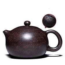 Authentic yixing zisha tea pot black galaxy clay Chinese cup xishi teapot marked