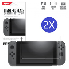 KMD Premium Tempered Glass For Nintendo Switch Set of 2