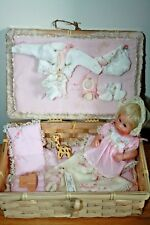 Goebel Rose'S Layette Doll Set Collection of the Masters by Richard Simmons